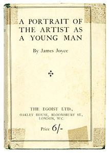 Dedalus o Ritratto dell'artista da giovane di James Joyce