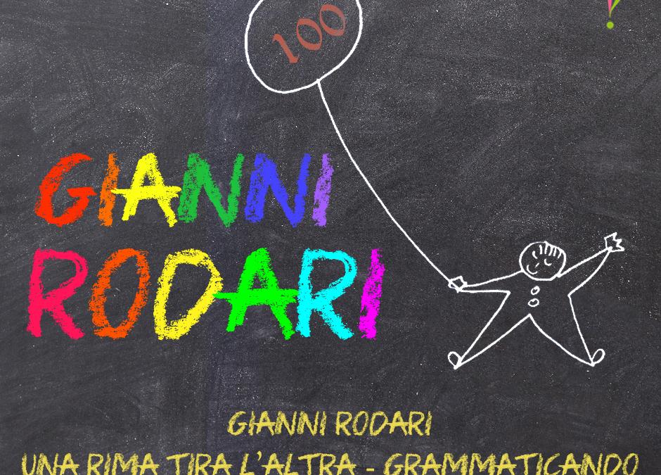 Gianni Rodari: una rima tira l'altra | 2° parte