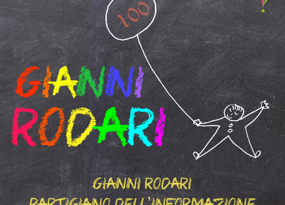 Gianni Rodari: una rima tira l'altra | 3° parte
