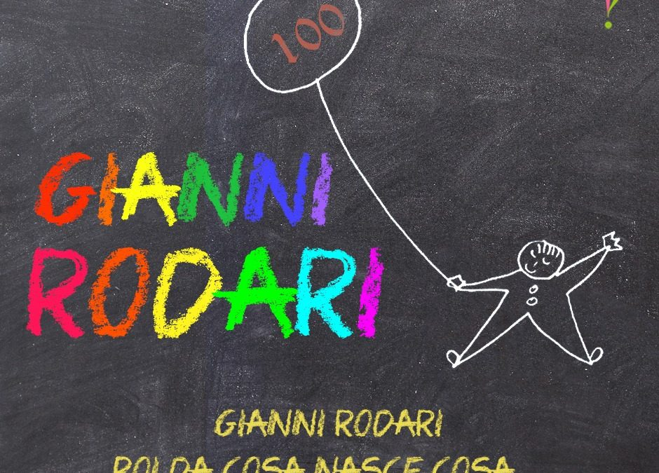 Gianni Rodari: una rima tira l'altra | Epilogo